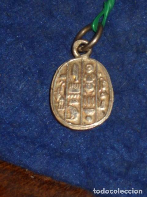 Joyeria: COLGANTE DE PLATA ESCARABAJO EGIPCIO. - Foto 4 - 161568814
