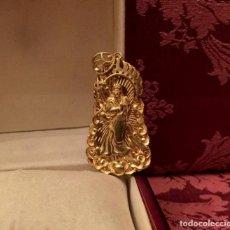 Joyeria: COLGANTE DIOS PROSPERIDAD EN FILIGRANA DE PLATA MIAO CON LEYENDA.. Lote 161780362