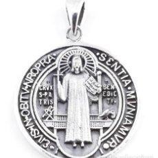 Joyeria: COLGANTE PLATA DE LEY 925 SAN BENITO. Lote 161975590
