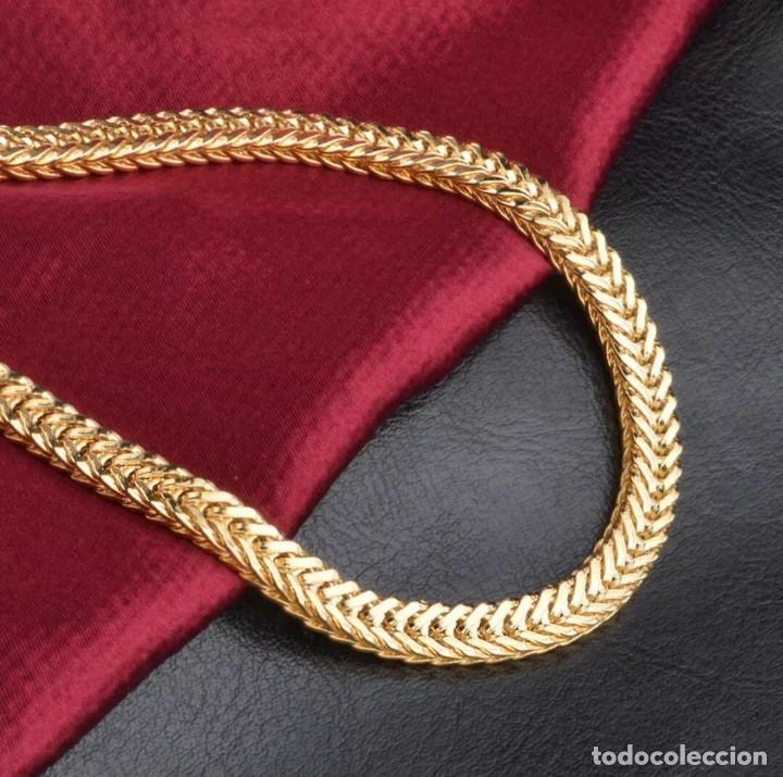 Joyeria: Cadena chapado en oro de 18k, Unisex - Foto 2 - 163376826