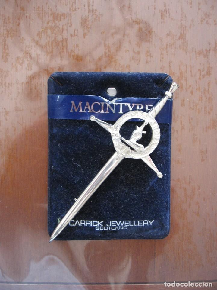 Joyeria: Broche escocés en forma de espada - Foto 5 - 163393466