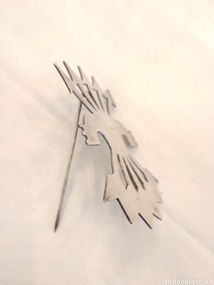 Joyeria: Insignia Falange plata de ley - Foto 3 - 163723913