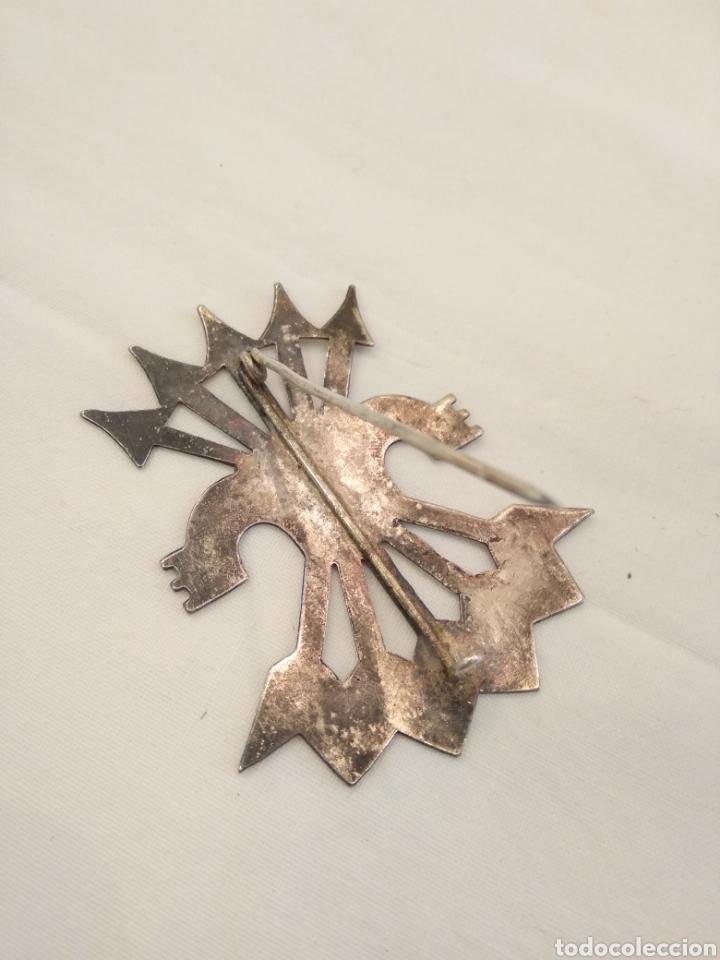Joyeria: Insignia Falange plata de ley - Foto 4 - 163723913