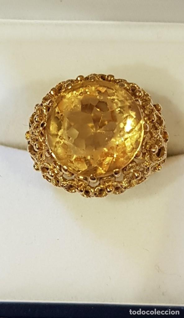 Joyeria: Anillo de oro 18 k. - Foto 3 - 163954150