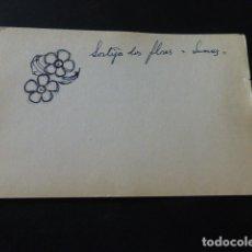 Joyeria: JOYERIA JOSE A. AGRUÑA CALLE ZARAGOZA MADRID DIBUJO ORIGINAL DISEÑO JOYA 8 X 12 CMTS AÑOS 40 . Lote 164607582