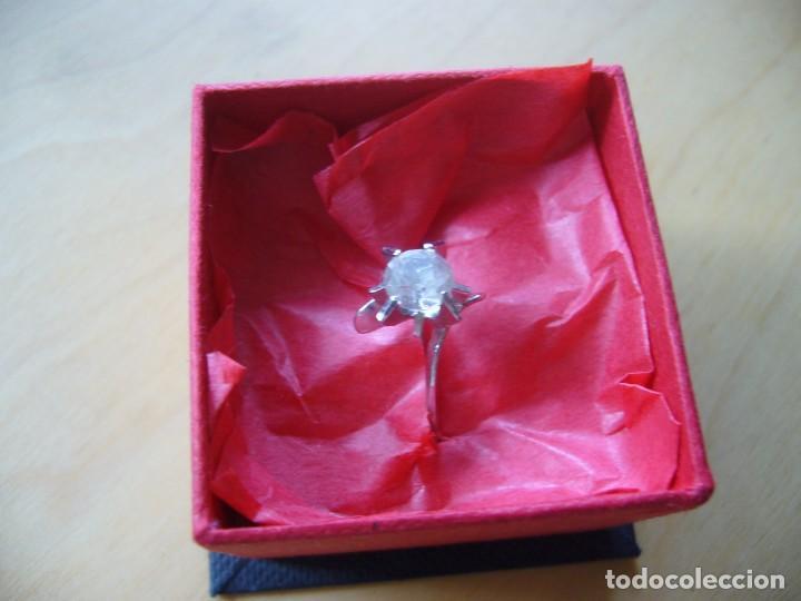 Joyeria: Sortija plata contrastada con circonita - Foto 2 - 164895894