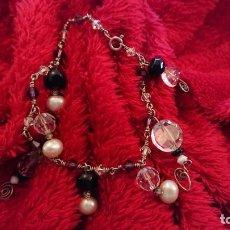 Jewelry - Bonita pulsera con abalorios en plata de ley - 164907138