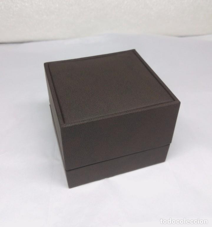 Joyeria: ANILLO ORO BLANCO 18K (750 mm) CON 7 DIAMANTES - EN ELEGANTE ESTUCHE - Foto 8 - 165671362