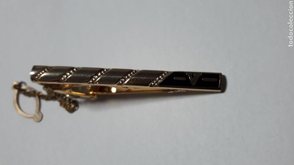 Joyeria: Alfiler sujeta corbatas (Chapado oro ) - Foto 2 - 165789273