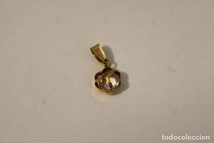 Joyeria: colgante oro 14k - Foto 3 - 176039953