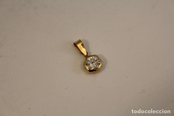Joyeria: colgante oro 14k - Foto 4 - 176039953