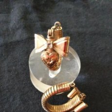 Joyeria - Pendientes antiguos oro bajo - 167466028