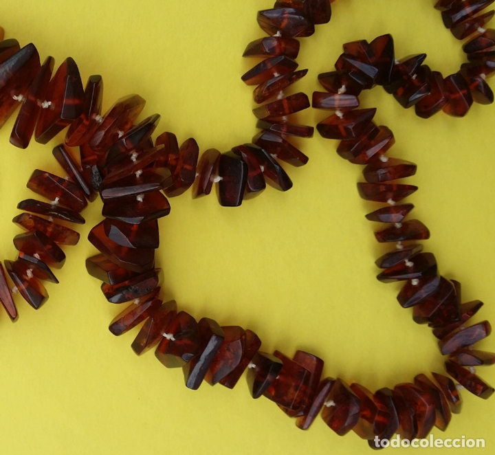 Joyeria: Collar Ámbar del Báltico 75 cm - Foto 5 - 167599480