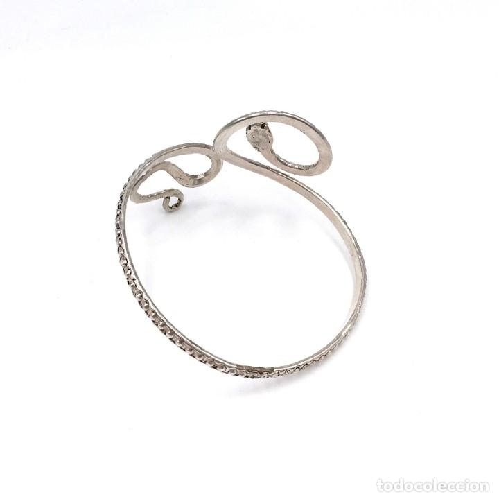 Joyeria: Brazalete serpiente plata - Foto 2 - 167537912
