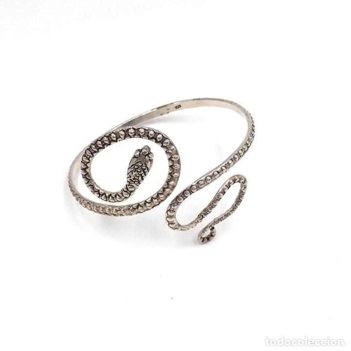 Joyeria: Brazalete serpiente plata - Foto 3 - 167537912
