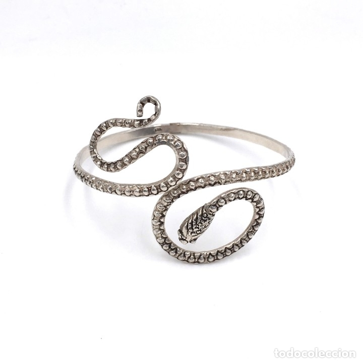 Joyeria: Brazalete serpiente plata - Foto 4 - 167537912