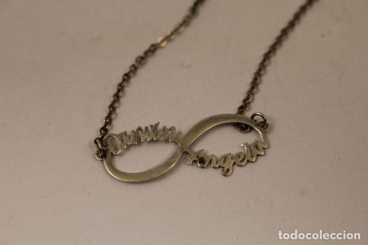 Joyeria: collar gargantilla angela en plata de ley 925 - Foto 2 - 168132326