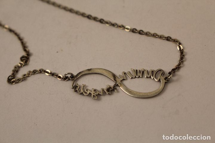 Joyeria: collar gargantilla angela en plata de ley 925 - Foto 3 - 168132326