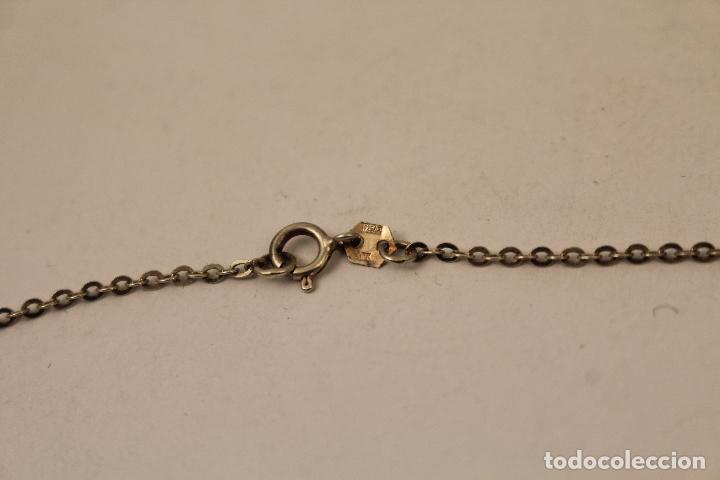 Joyeria: collar gargantilla angela en plata de ley 925 - Foto 7 - 168132326