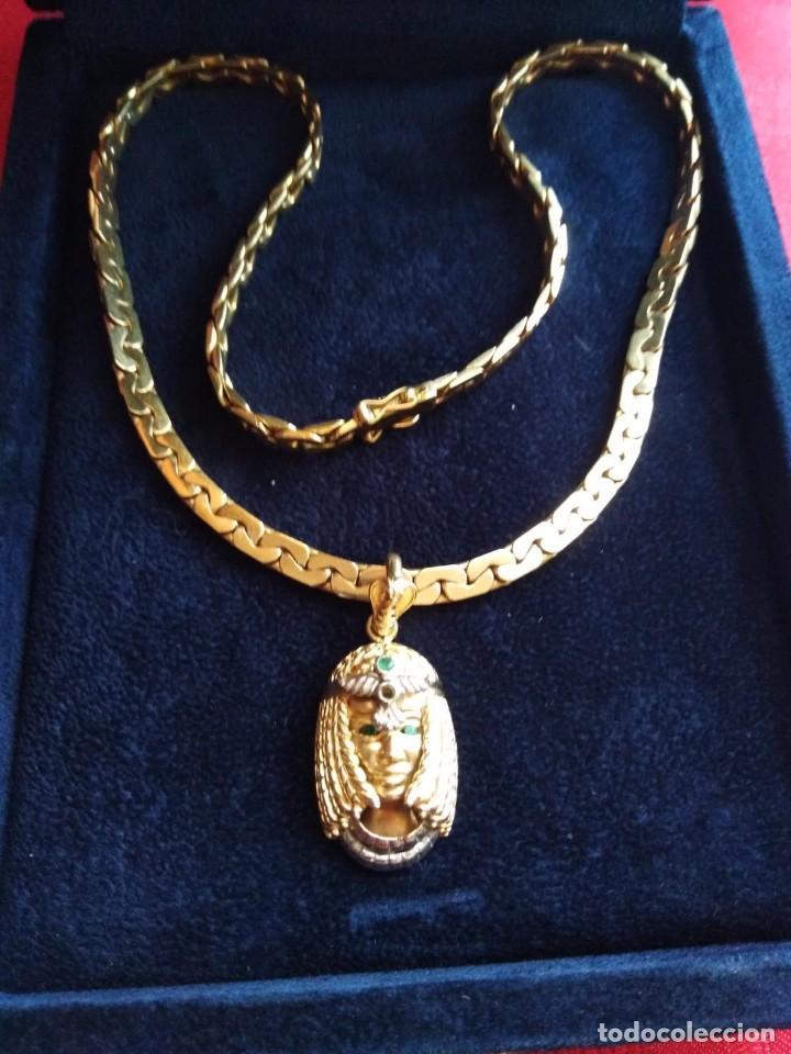 Joyeria: Collar de oro 18k - Foto 2 - 168325172