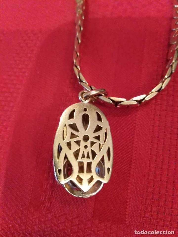 Joyeria: Collar de oro 18k - Foto 4 - 168325172
