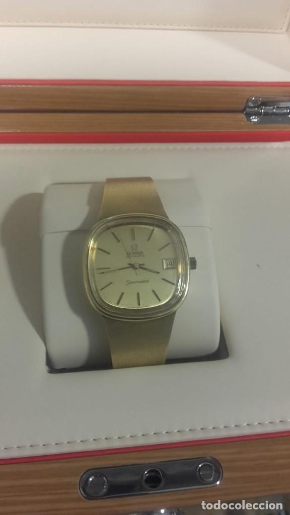Joyeria: Reloj de oro Omega - Foto 2 - 168353200