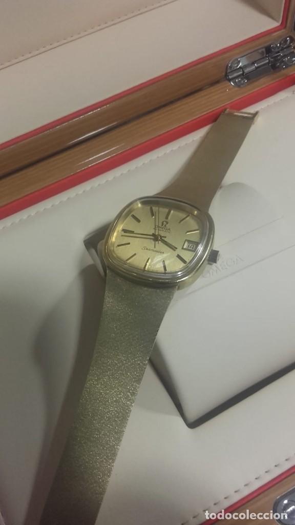 Joyeria: Reloj de oro Omega - Foto 3 - 168353200