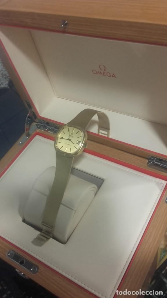 Joyeria: Reloj de oro Omega - Foto 4 - 168353200