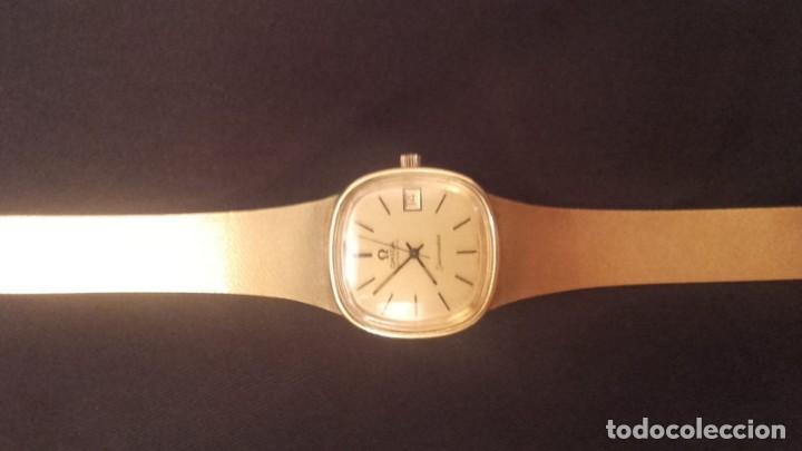 Joyeria: Reloj de oro Omega - Foto 5 - 168353200