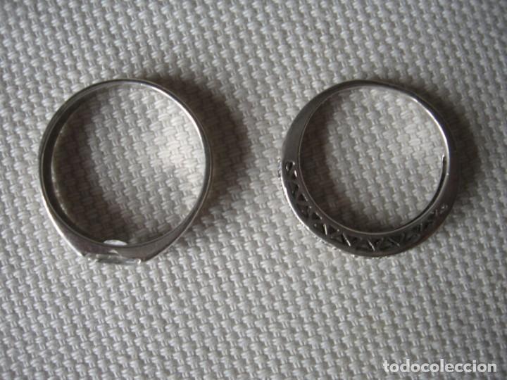 Joyeria: Anillos de plata contrastados 925 con circonitas cúbicas - Foto 4 - 169878888