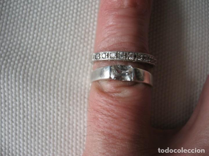 Joyeria: Anillos de plata contrastados 925 con circonitas cúbicas - Foto 5 - 169878888