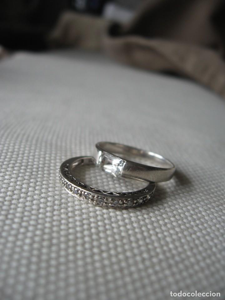 Joyeria: Anillos de plata contrastados 925 con circonitas cúbicas - Foto 11 - 169878888