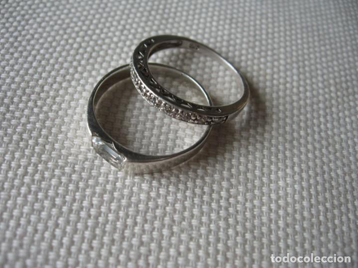 Joyeria: Anillos de plata contrastados 925 con circonitas cúbicas - Foto 15 - 169878888