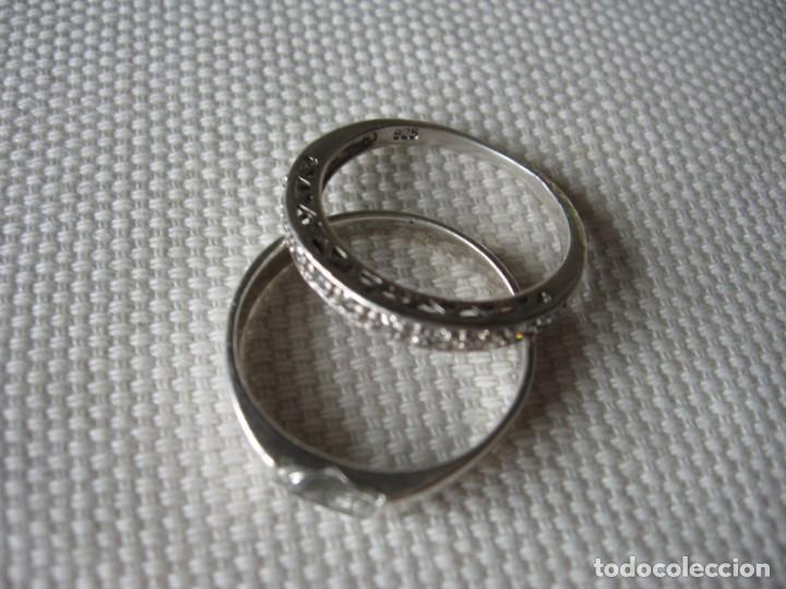 Joyeria: Anillos de plata contrastados 925 con circonitas cúbicas - Foto 16 - 169878888