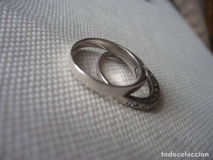 Joyeria: Anillos de plata contrastados 925 con circonitas cúbicas - Foto 17 - 169878888