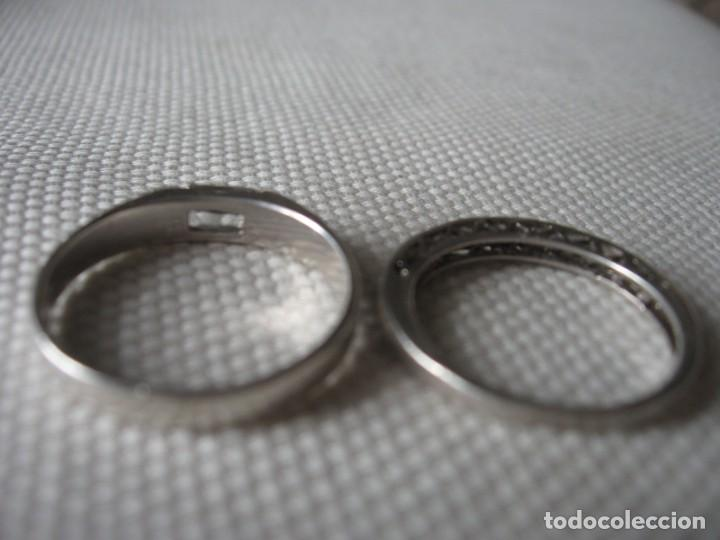 Joyeria: Anillos de plata contrastados 925 con circonitas cúbicas - Foto 18 - 169878888