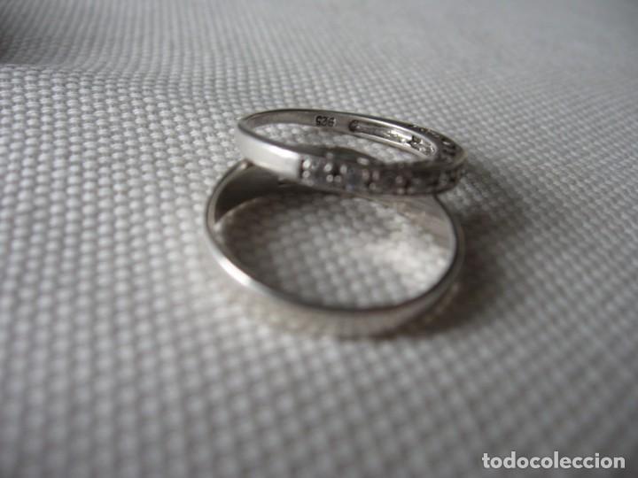 Joyeria: Anillos de plata contrastados 925 con circonitas cúbicas - Foto 19 - 169878888