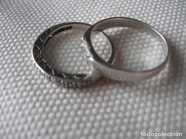 Joyeria: Anillos de plata contrastados 925 con circonitas cúbicas - Foto 22 - 169878888