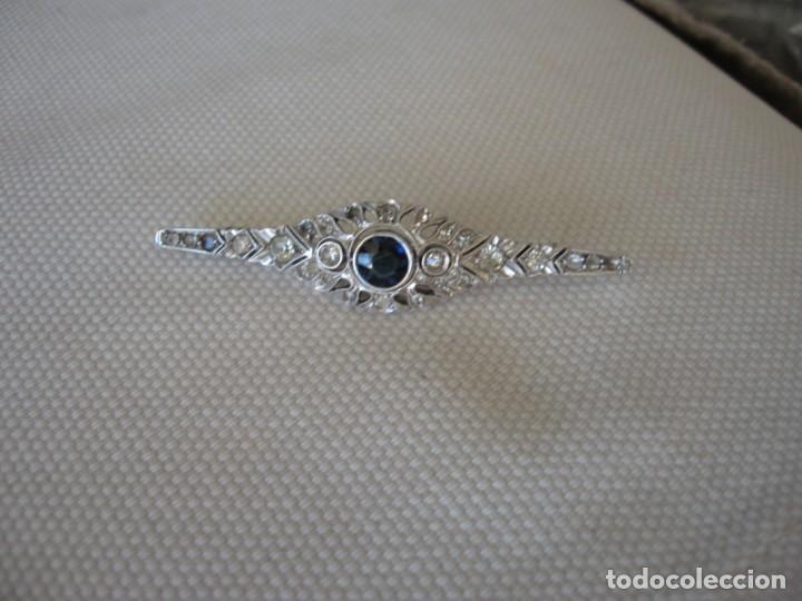 Joyeria: Broche antiguo Art Decó - Foto 3 - 169880332