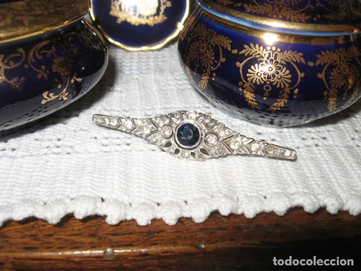 Joyeria: Broche antiguo Art Decó - Foto 9 - 169880332