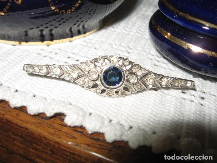 Joyeria: Broche antiguo Art Decó - Foto 10 - 169880332