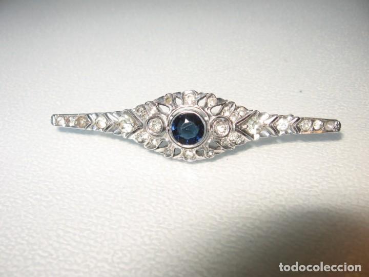 Joyeria: Broche antiguo Art Decó - Foto 13 - 169880332