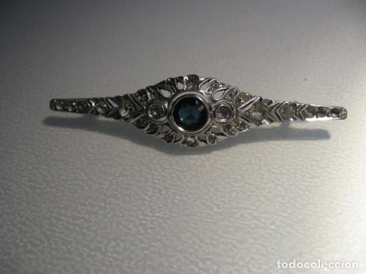 Joyeria: Broche antiguo Art Decó - Foto 14 - 169880332