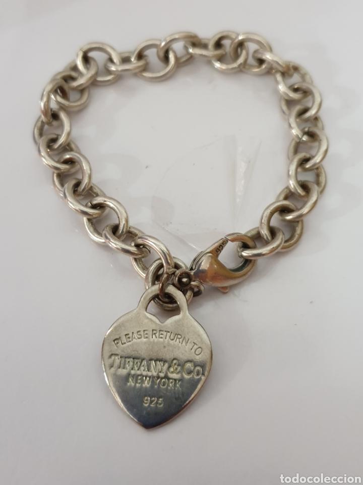 apariencia elegante precios increibles en stock Fabulosa pulsera tiffany & company plata de ley - Sold ...