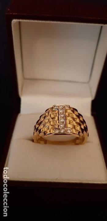 Joyeria: Anillo de oro y diamantes - Foto 2 - 170361812