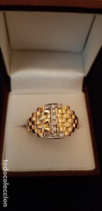 Joyeria: Anillo de oro y diamantes - Foto 3 - 170361812