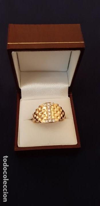 Joyeria: Anillo de oro y diamantes - Foto 5 - 170361812