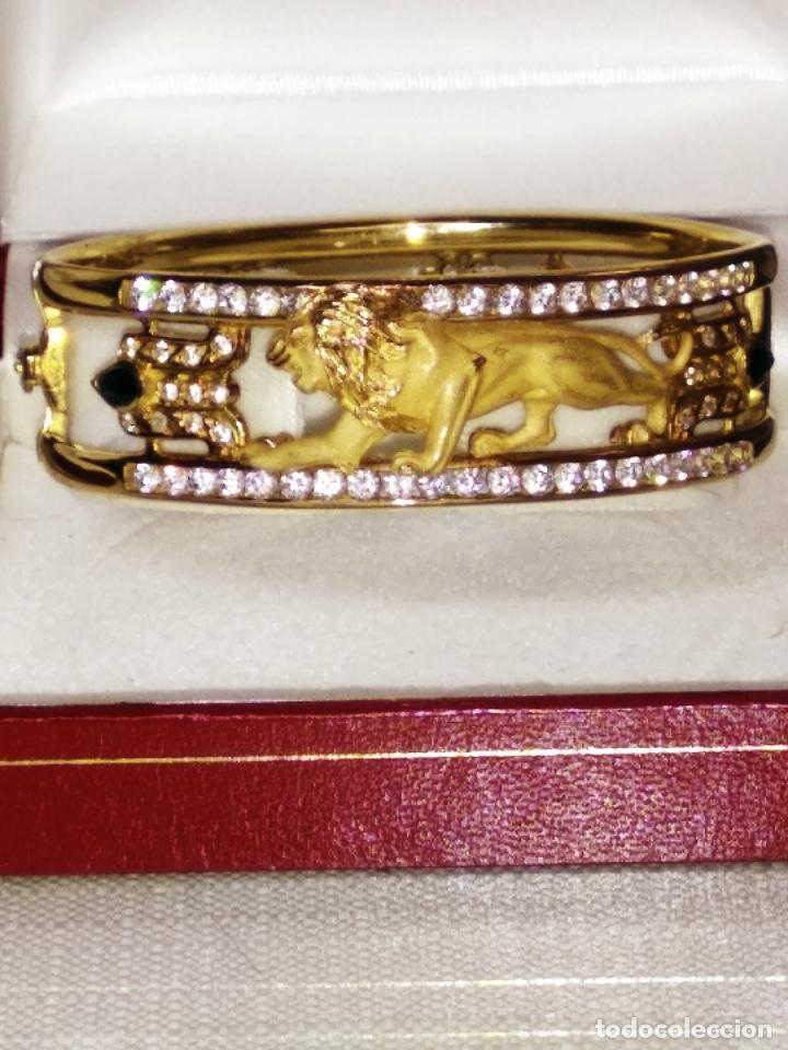 Joyeria: zafiros, esmeraldas, rubíes y circonitas en oro de 18 kl - Foto 2 - 171069007