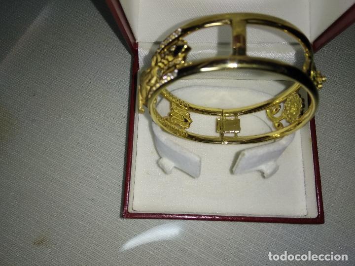 Joyeria: zafiros, esmeraldas, rubíes y circonitas en oro de 18 kl - Foto 7 - 171069007