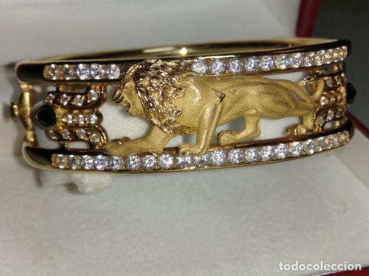 Joyeria: zafiros, esmeraldas, rubíes y circonitas en oro de 18 kl - Foto 11 - 171069007